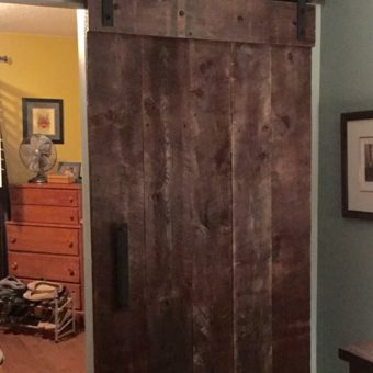 brown-barnwood-plank-pattern-barndoor-built-open
