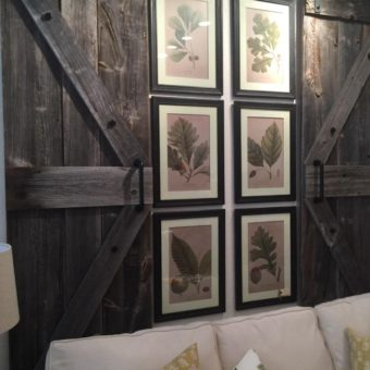 double-display-barndoors-grey-barnwood-arrow-pattern-close-up