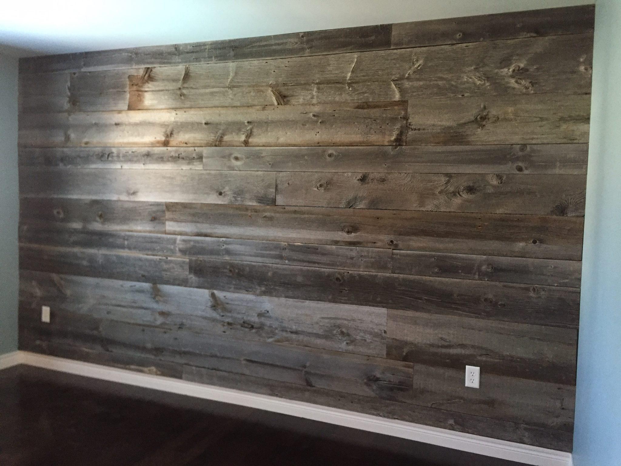 barn wall reclaimedoriginalfacewallplankkit products planks barns wood reclaimed kits walls paneling for