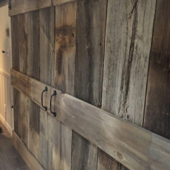 oversized-grey-and-brown-double-barndoors-mid-rail-plank-style-2