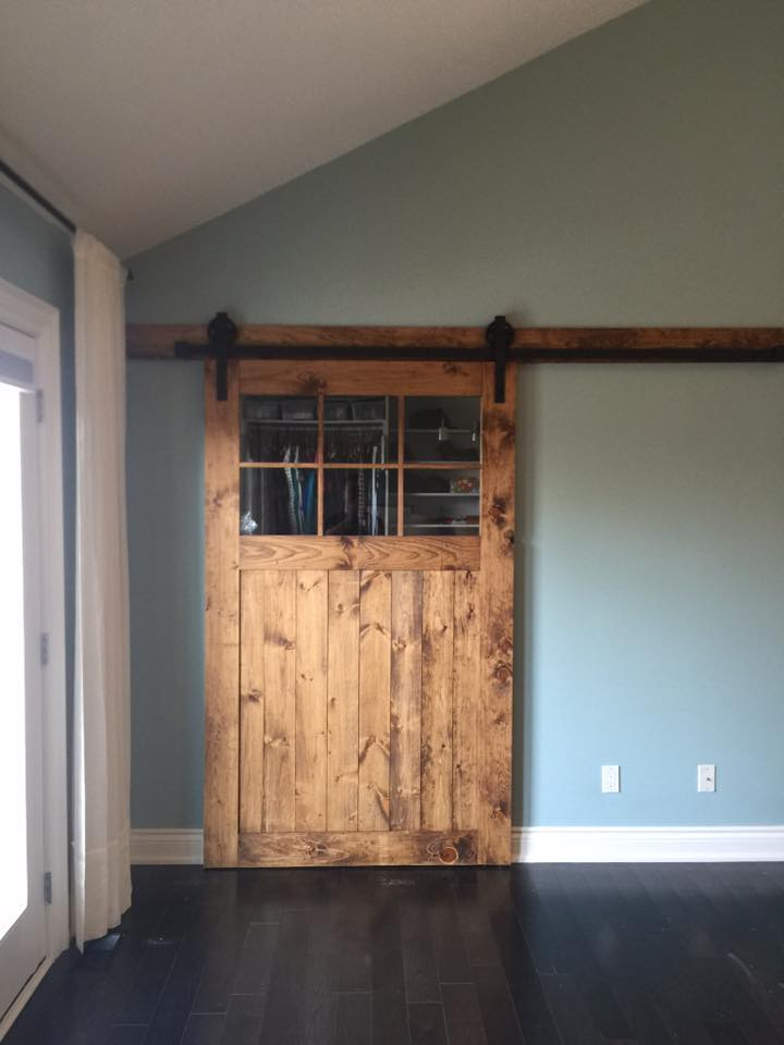 Barndoors Jmf Custom Wood Features L Barndoors Feature