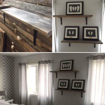 barnwood-shelves-with-black-metal-brackets