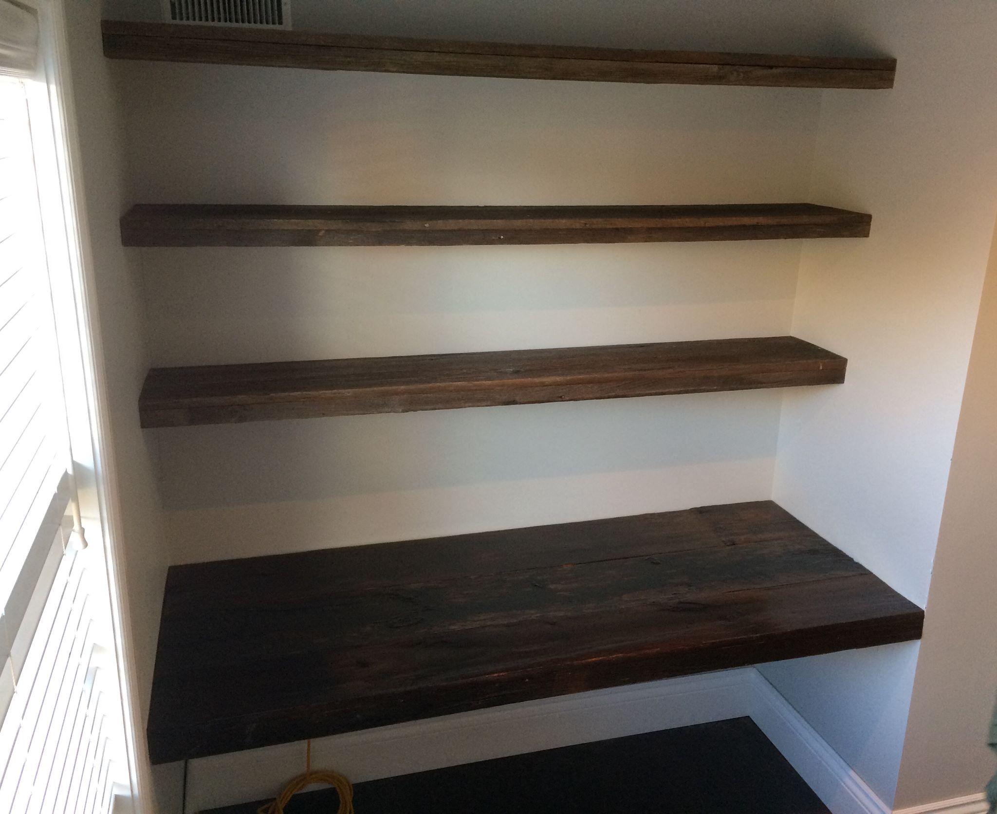 Custom Woodworks Jmf Custom Wood Features L Barndoors Feature