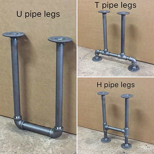 UTH Pipe Legs Price List